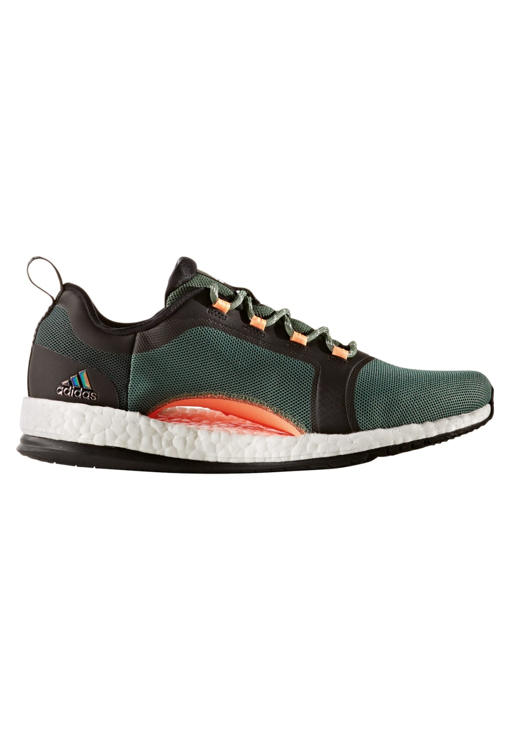 adidas Pure Boost X Trainer 2 Chaussures fitness pour Femme Vert