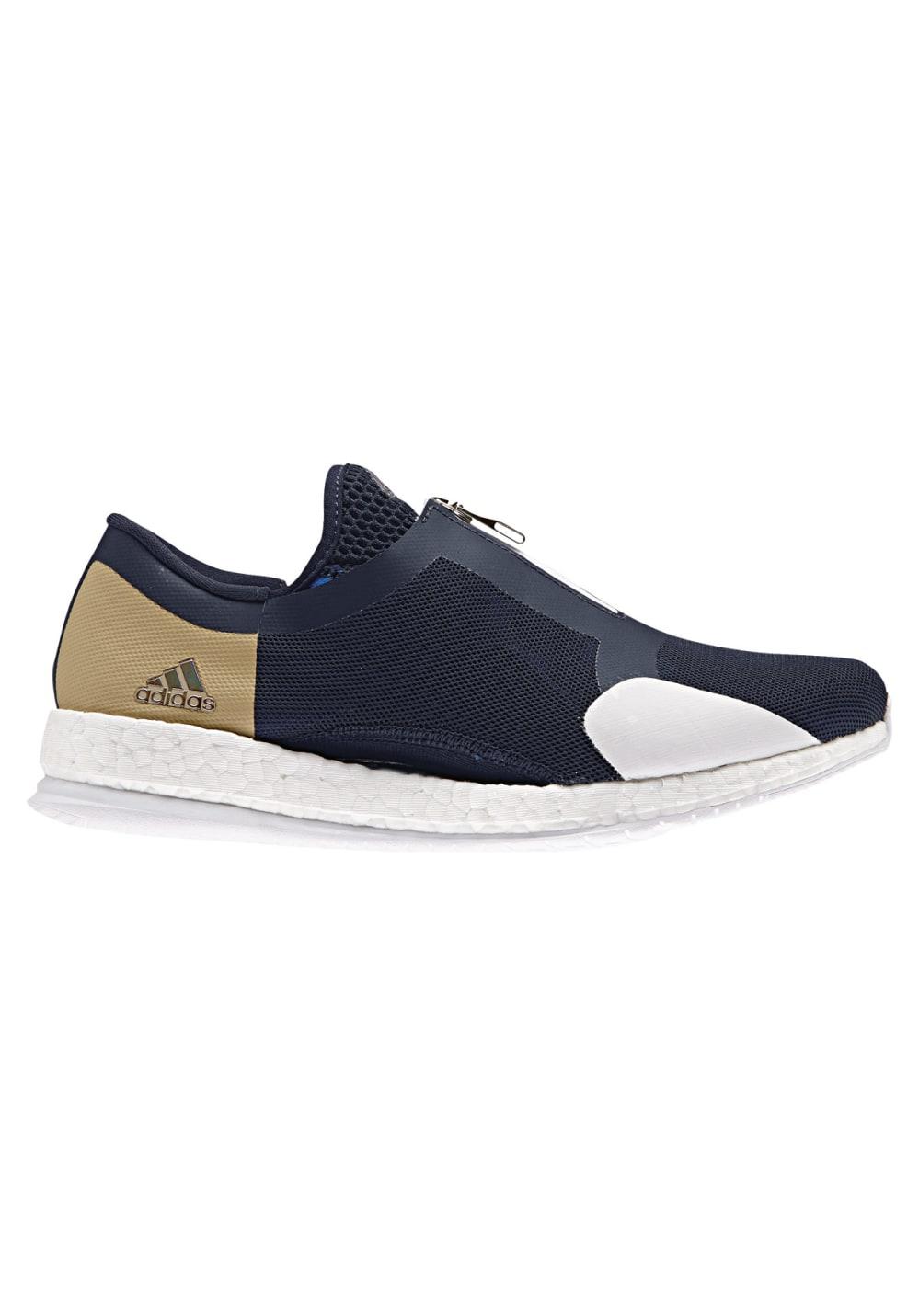 separation shoes 2873c 4c5b0 Next. -45%. Ce produit est actuellement épuisé. adidas. Pure Boost X  Trainer Zip - Chaussures fitness pour Femme