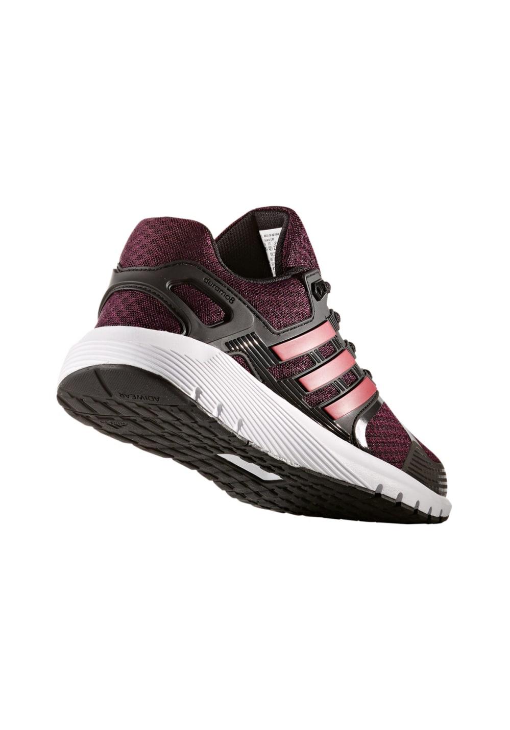 adidas Duramo 8 - Laufschuhe für Damen - Rot