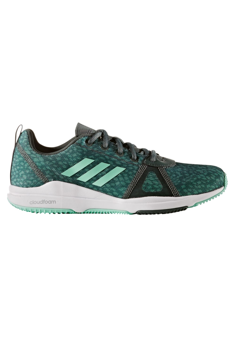 9eb90ae7bc3c adidas Arianna Cloudfoam - Fitness shoes for Women - Green