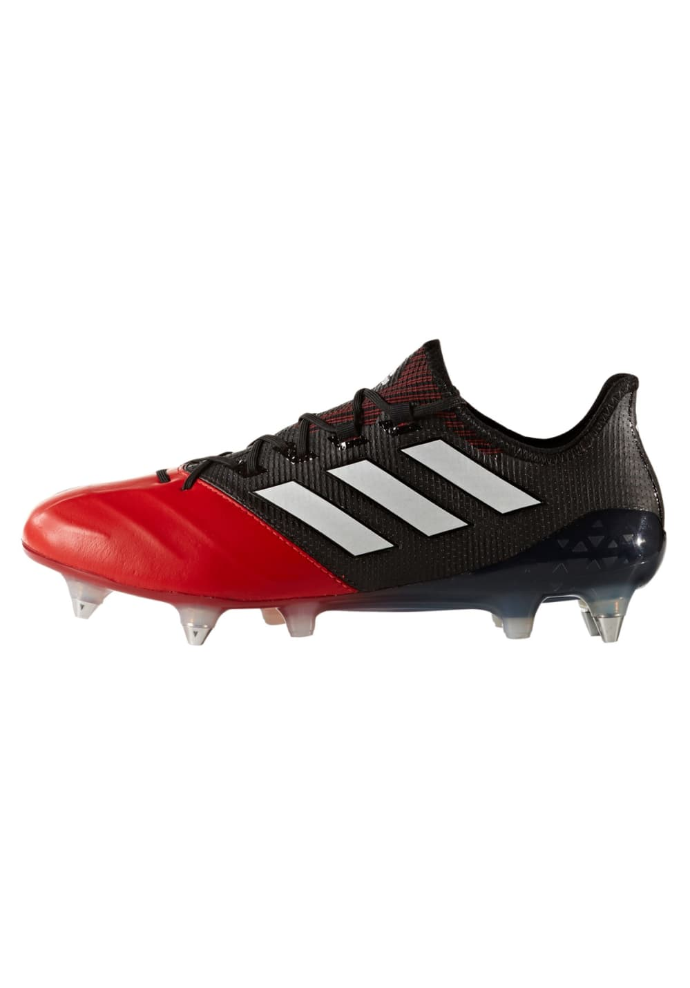 san francisco b1c31 2ce4b adidas ACE 17.1 LEATHER SG - Football Shoes for Men - Black