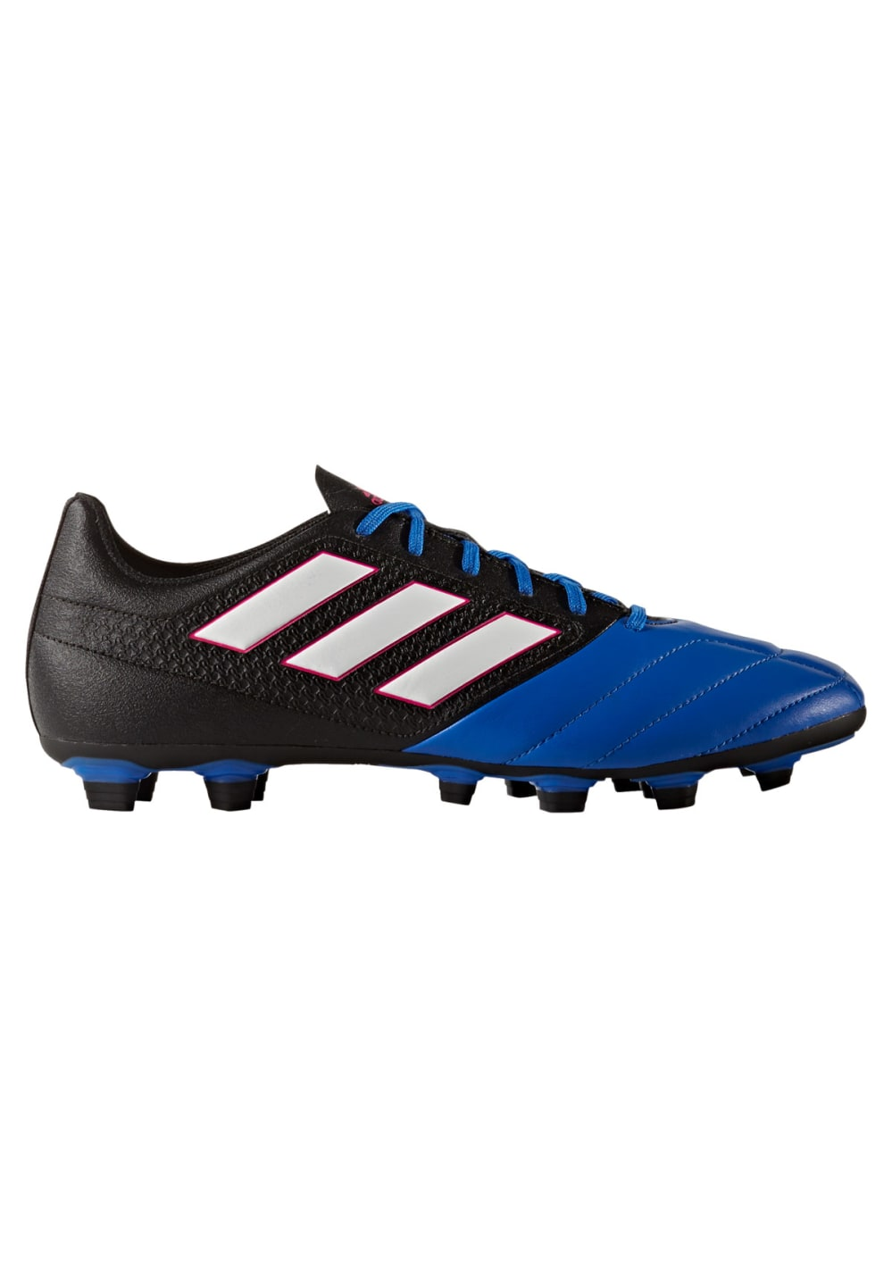 huge discount 42bfd b8058 ... adidas ACE 17.4 FxG - Football Shoes for Men - Black. Back to Overview.  1 2. Previous