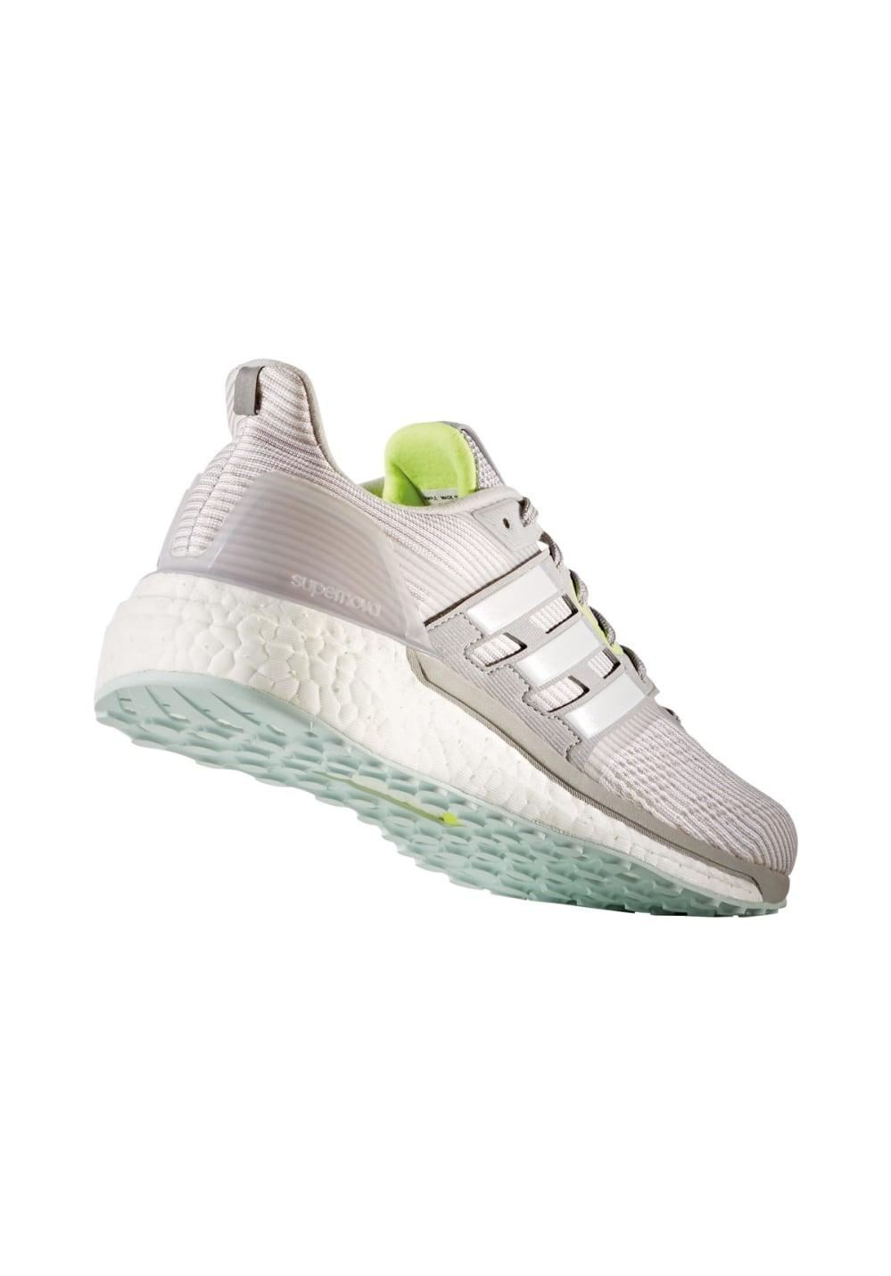 adidas Supernova - Laufschuhe für Damen - Grau