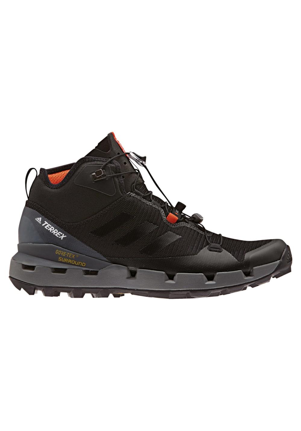 dff45ffb13e adidas TERREX Terrex Fast Mid GTX-Surround - Outdoor shoes for Men - Black