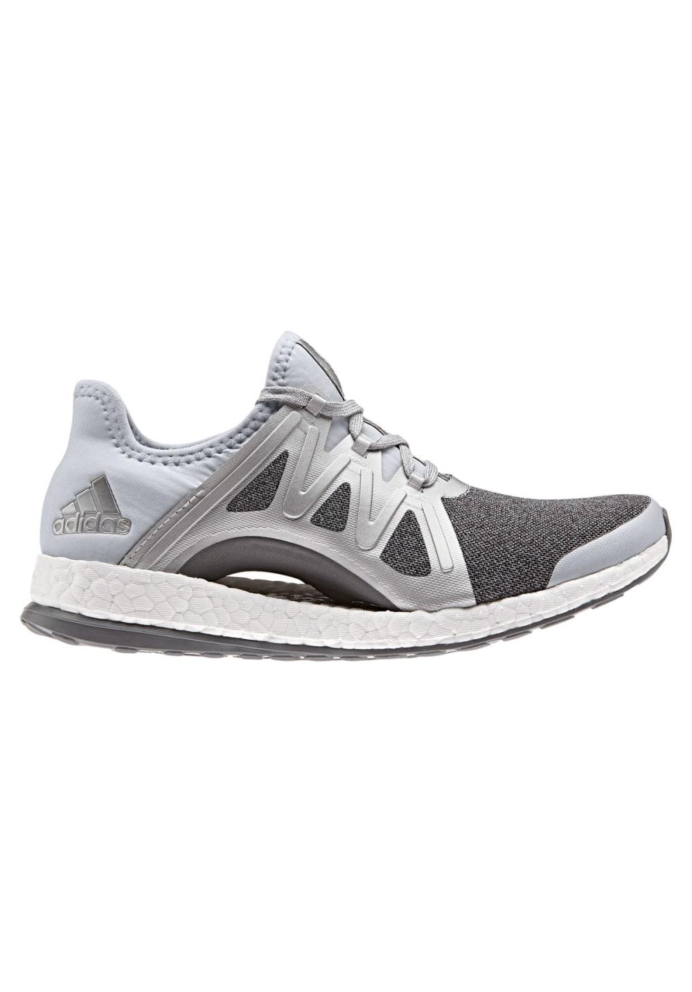 adidas Pure Boost Xpose - Laufschuhe für Damen - Grau