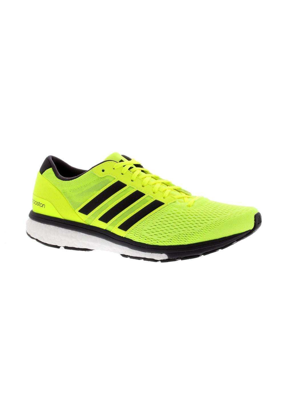 adidas adizero Boston 6 - Laufschuhe für Herren - Gelb