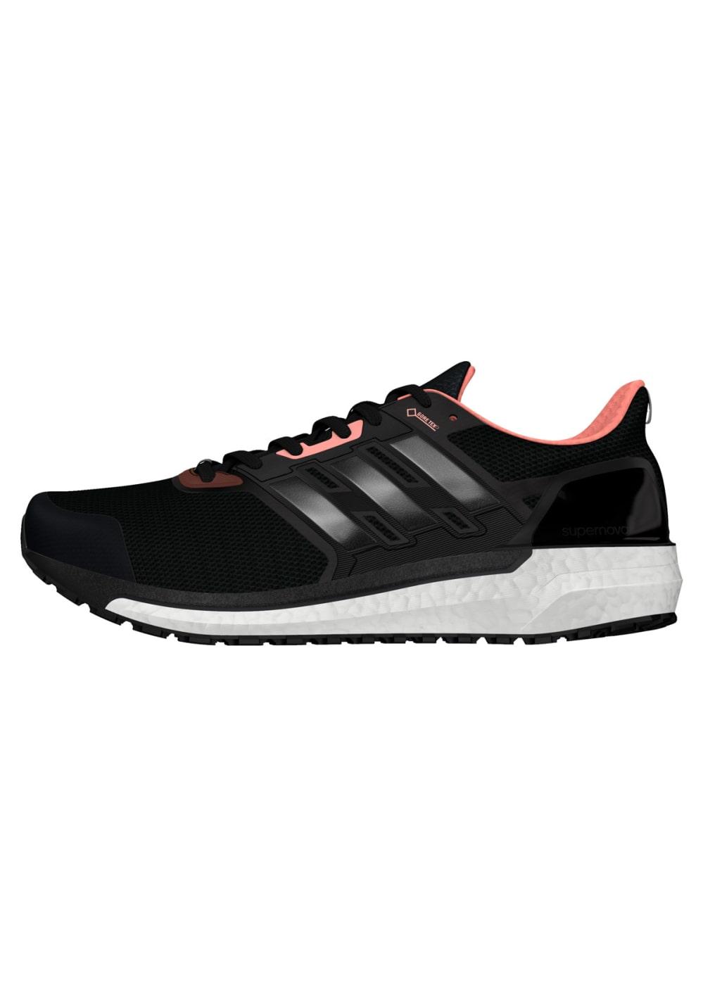 the latest 695c7 5fc13 adidas Supernova Gore-Tex - Running shoes for Women - Black   21RUN