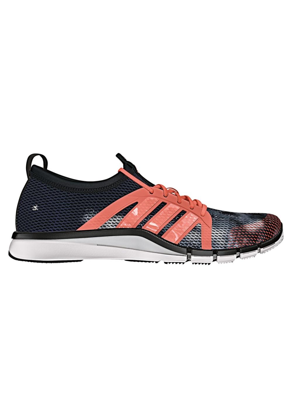 online retailer bb4ae c3afc Previous. Next. -45%. Ce produit est actuellement épuisé. adidas. Core Grace  - Chaussures fitness pour Femme