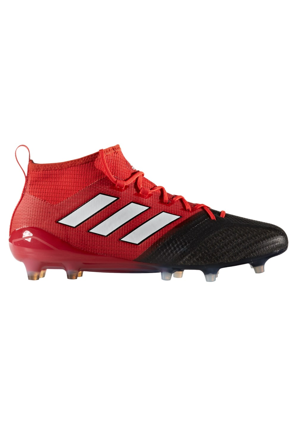 online store 4d572 1900a adidas ACE 17.1 PRIMEKNIT FG - Football Shoes for Men - Red