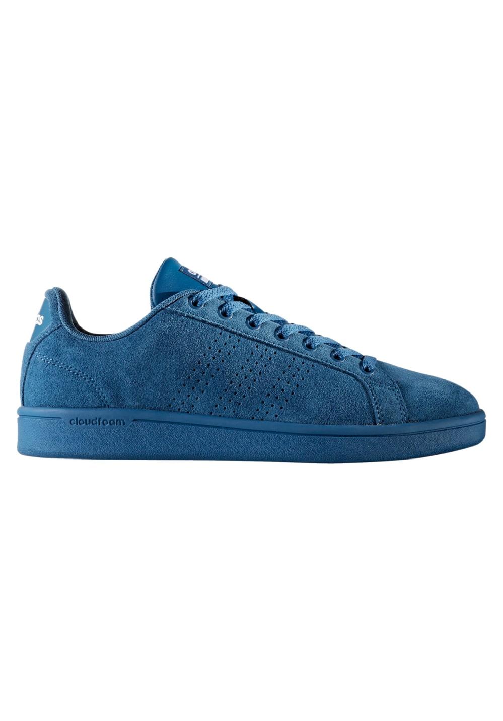 adidas neo Cloudfoam Advantage Clean - Sneaker für Damen - Blau