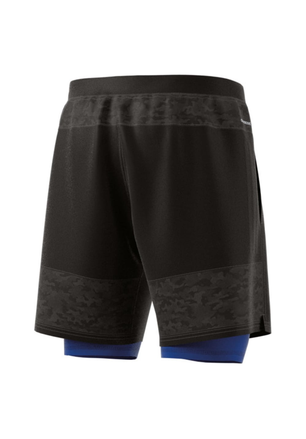 purchase cheap e3712 a4ef9 adidas Speed Short Climacool 2In1 - Running trousers for Men - Black