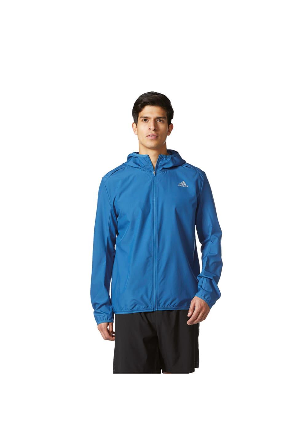 Adidas Response Wind Jacket Men's Running Sports Jacket
