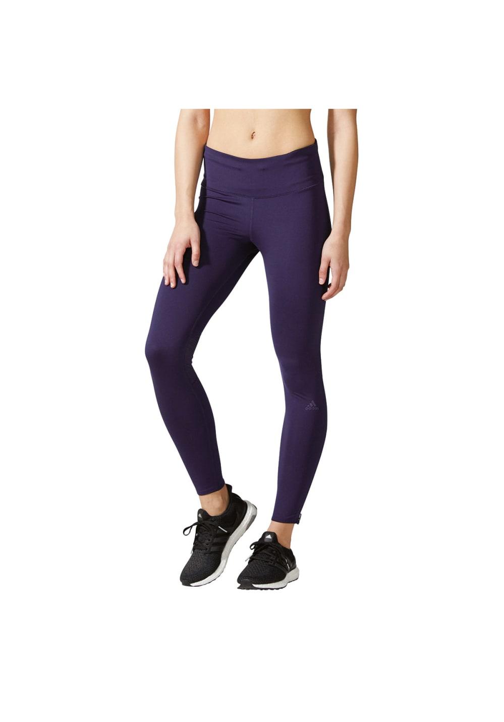 b749f3a9bafb adidas Supernova Long Tights - Running trousers for Women - Purple ...