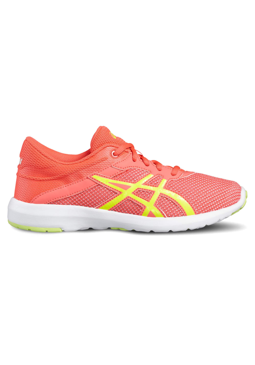 magasin en ligne a67aa efdc5 ASICS fuzeX 2 GS - Running shoes - Red