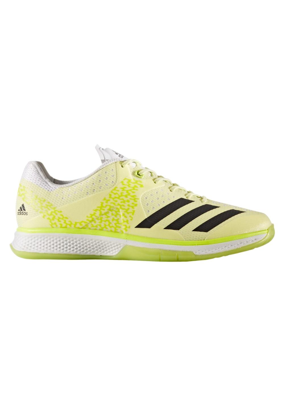 adidas Counterblast - Handballschuhe für Damen - Gelb