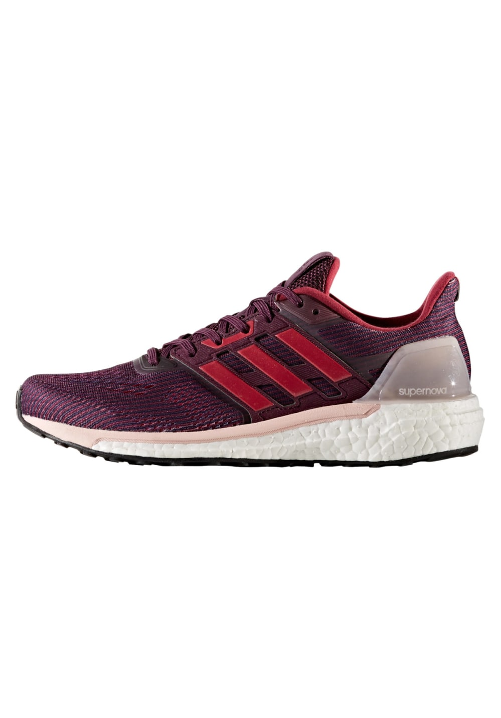 taille 40 b4fb4 fa6b6 adidas Supernova - Chaussures running pour Femme - Rouge
