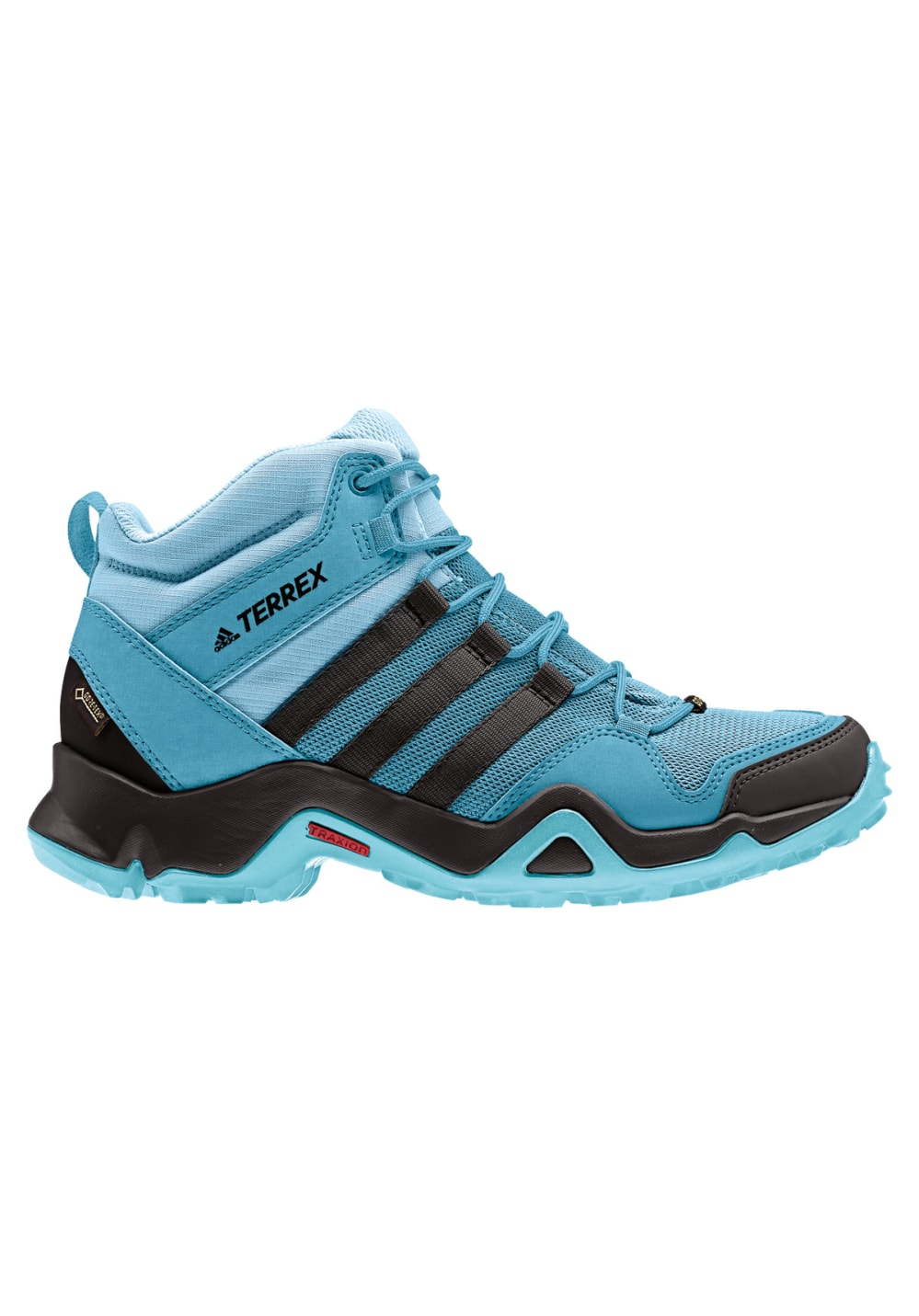 adidas TERREX AX2R GTX Mid Chaussures randonnée pour Femme Bleu