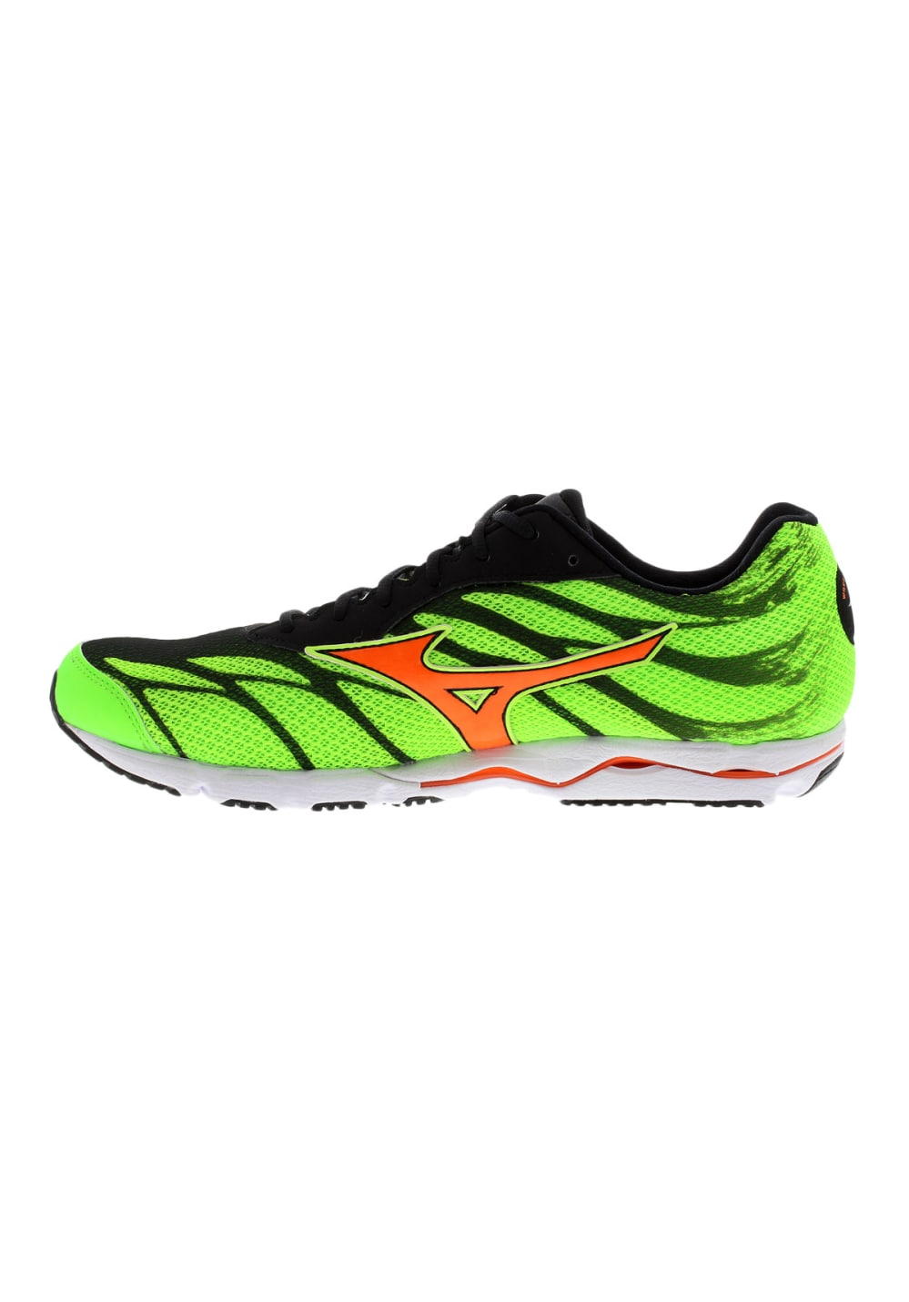 sports shoes cc423 856f2 Mizuno Wave Hitogami 3 - Running shoes for Men - Black