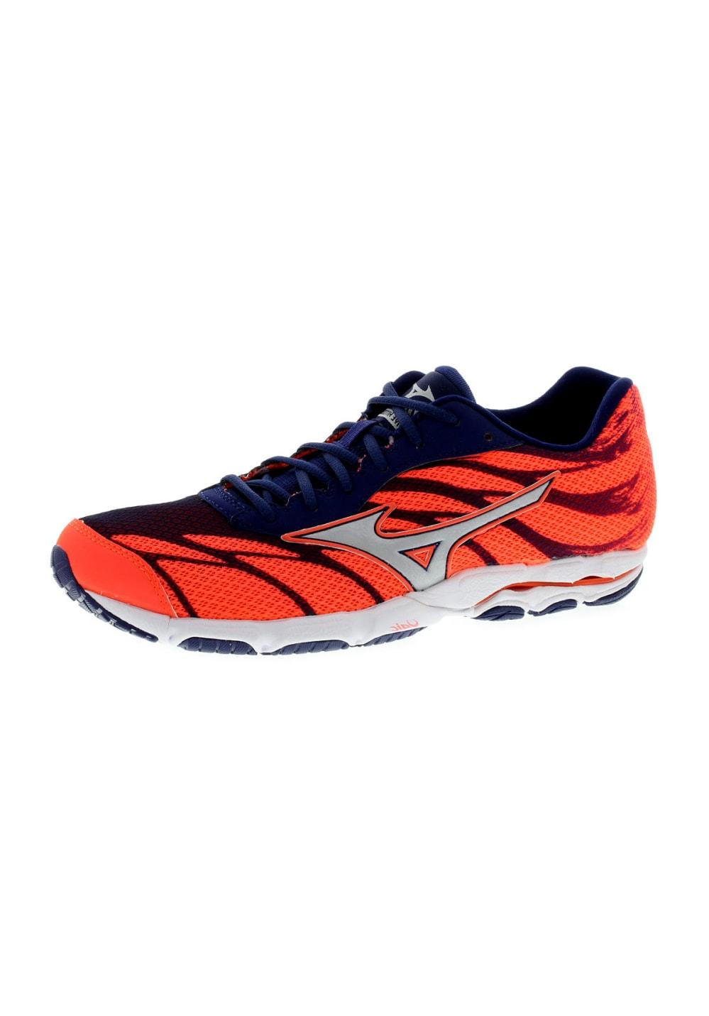 huge discount 7589c b0045 Mizuno Wave Hitogami 3 - Running shoes for Women - Orange
