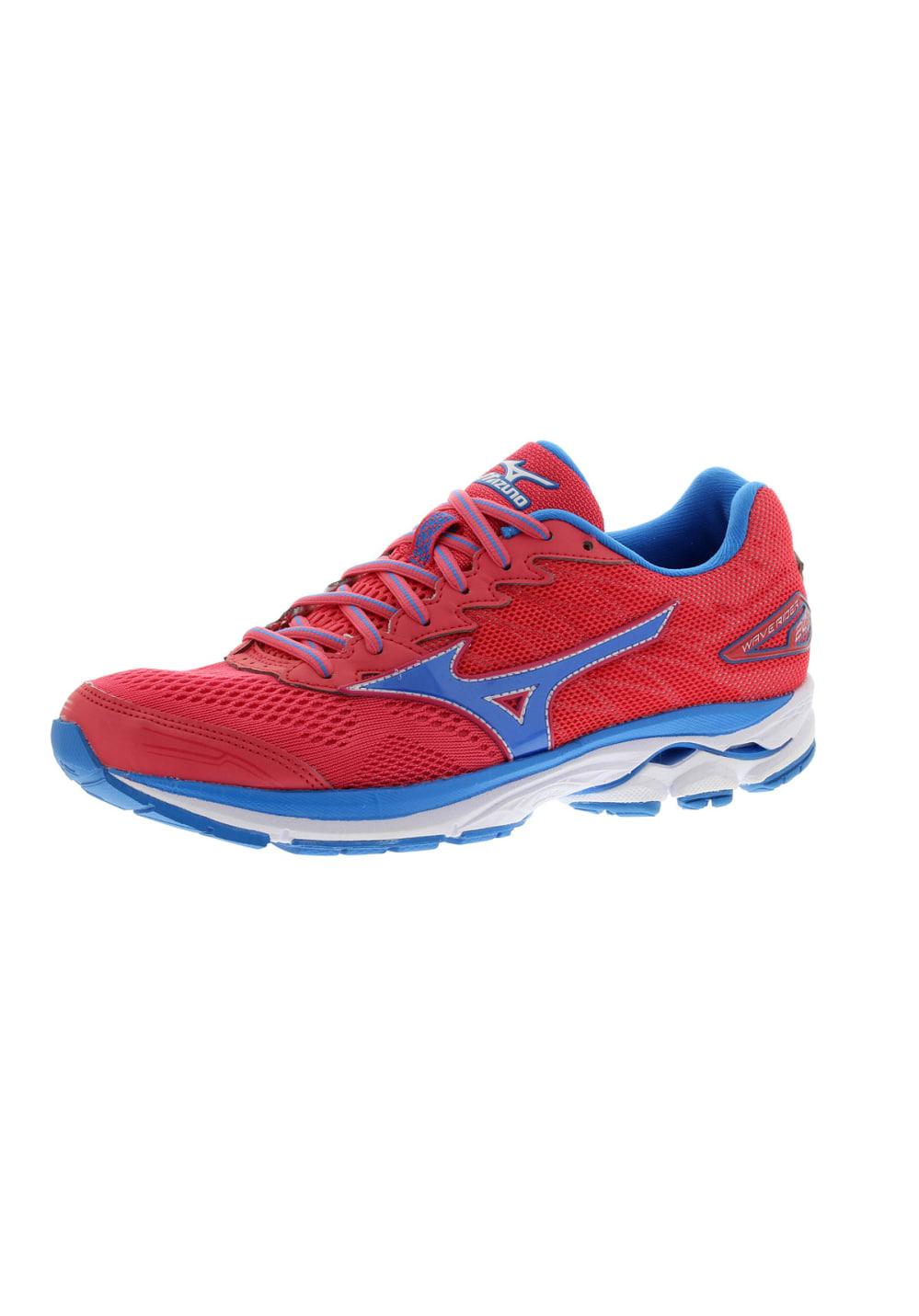 5b8958711b72 Mizuno Wave Rider 20 - Running shoes for Women - Red | 21RUN