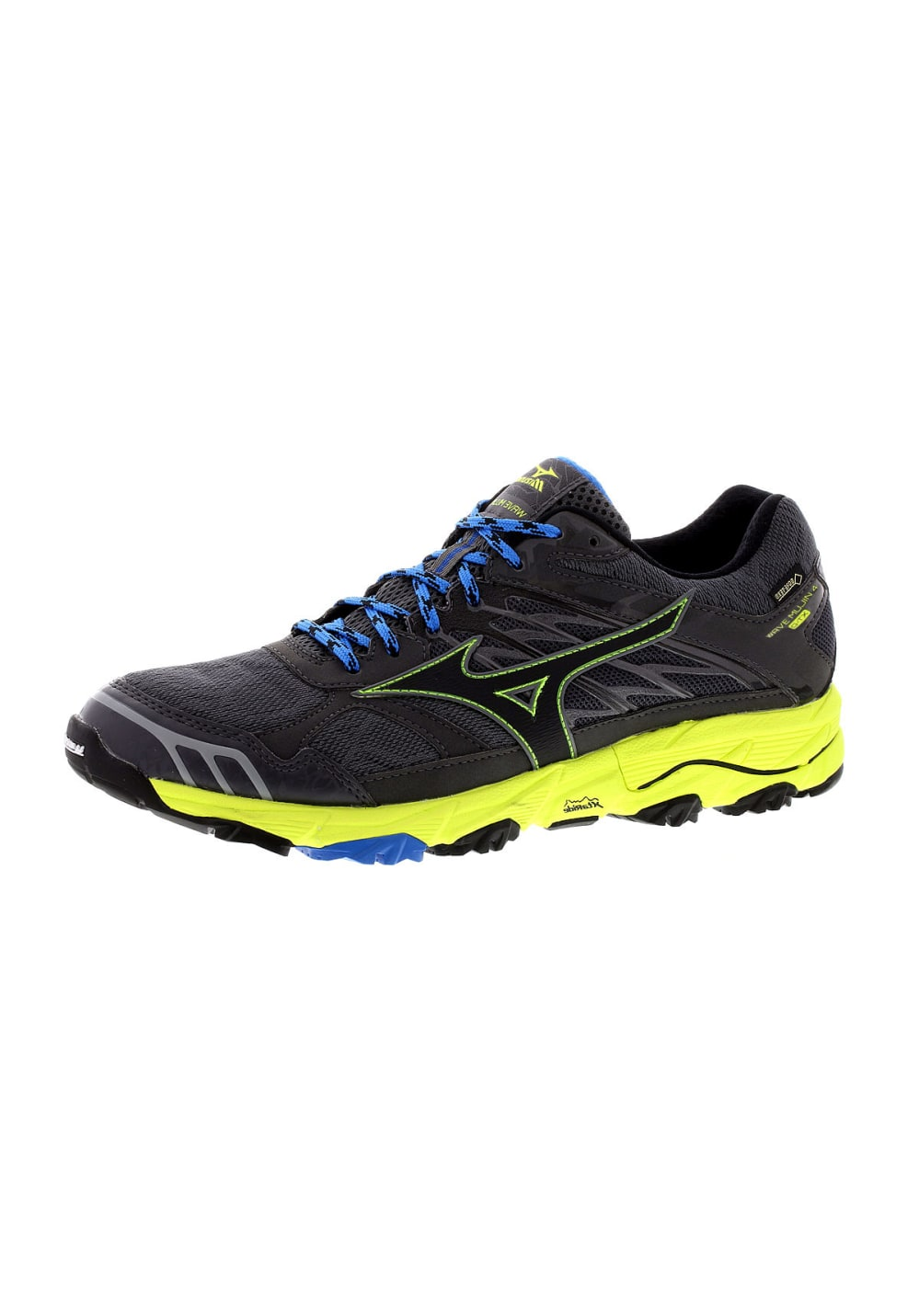 on sale 1b53f 36a6b Mizuno Herren Wave Mujin 4 Laufschuhe