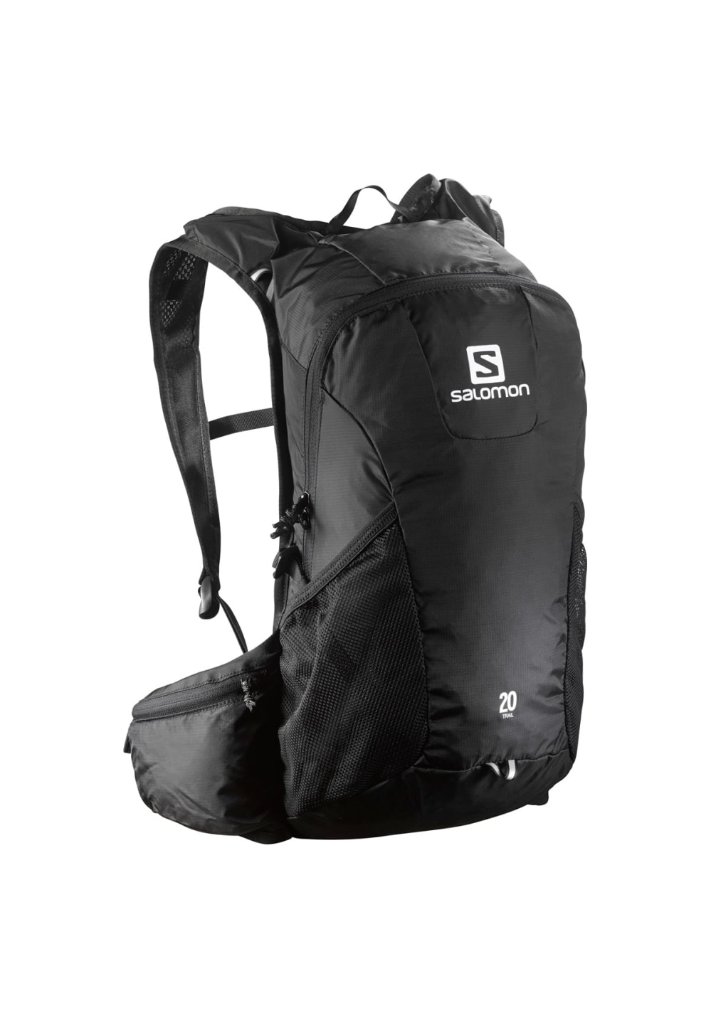 chaussures de séparation b62f5 95802 Salomon Rucksack Trail 20 - Backpacks - Black