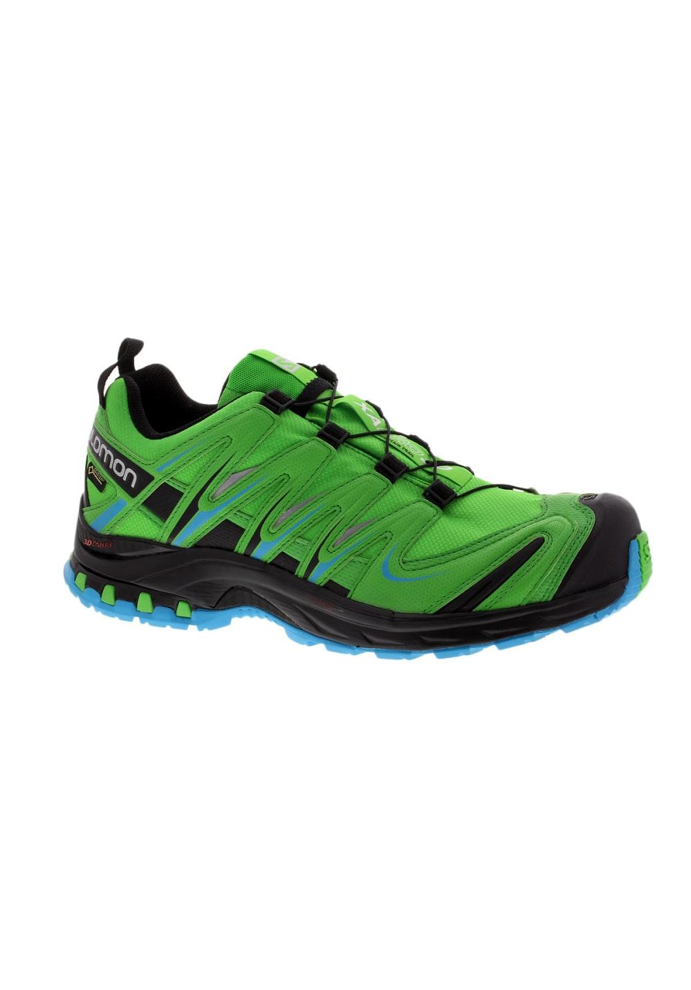 meilleur site web e1a1d 10da3 Salomon XA Pro 3D GTX - Running shoes for Men - Green