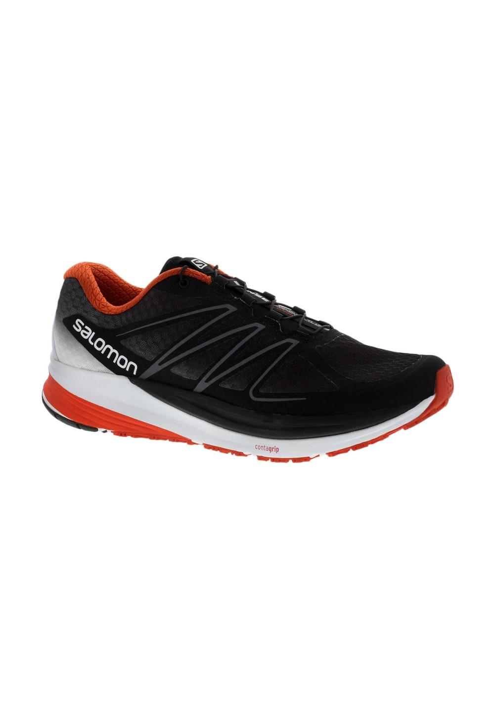 Salomon Sense Propulse - Running shoes for Men - Black  6cb5f627c25