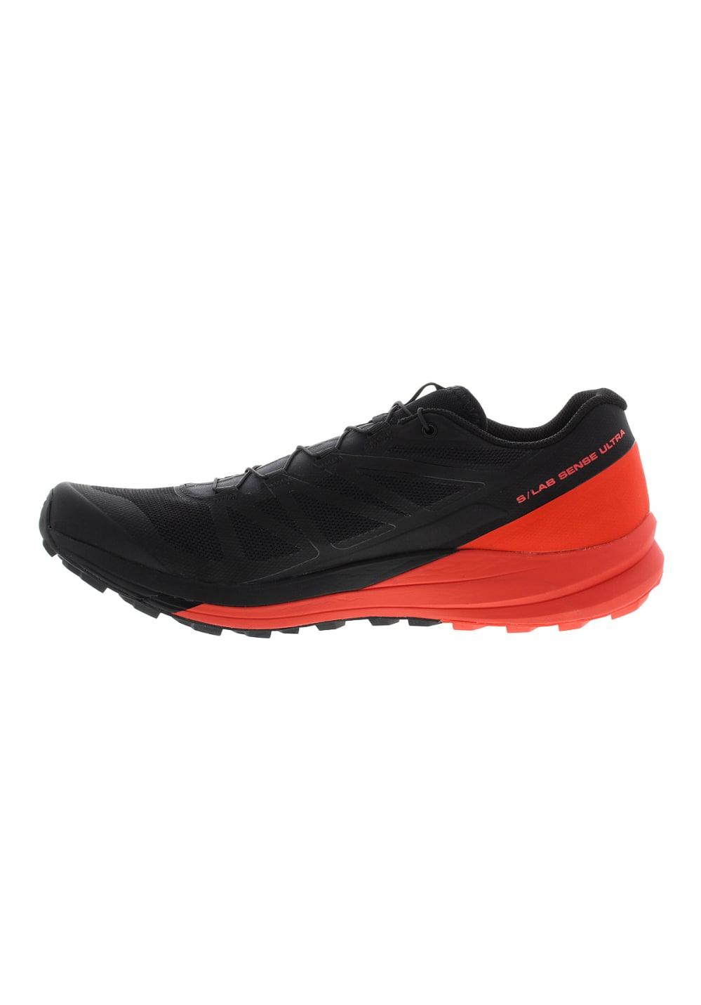 outlet store 2ecc9 90003 Salomon S-Lab Sense Ultra - Running shoes - White