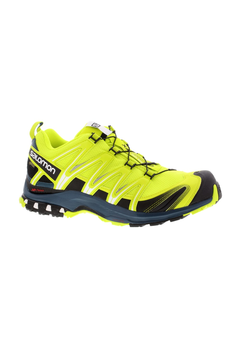 bas prix 4136d 9a7e8 Salomon XA Pro 3D GTX - Running shoes for Men - Yellow
