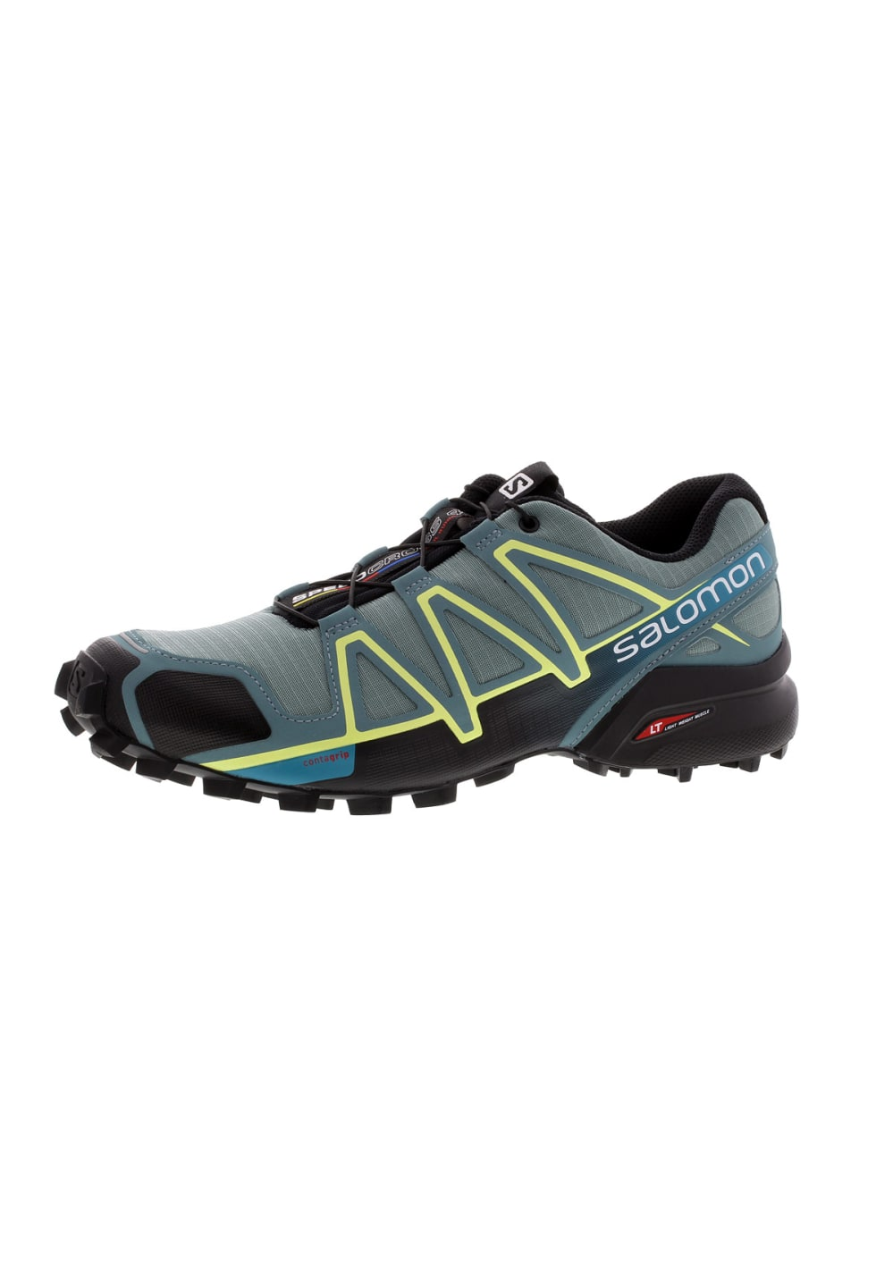 newest collection 40940 2d0ab Salomon Speedcross 4 - Running shoes for Women - Grey