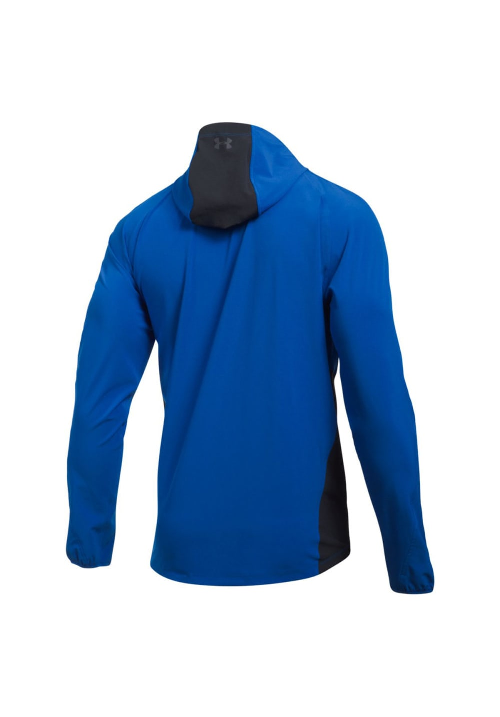 Activewear Jackets Blue Under Armour Outrun The Storm Mens Running Jacket Sporting Goods