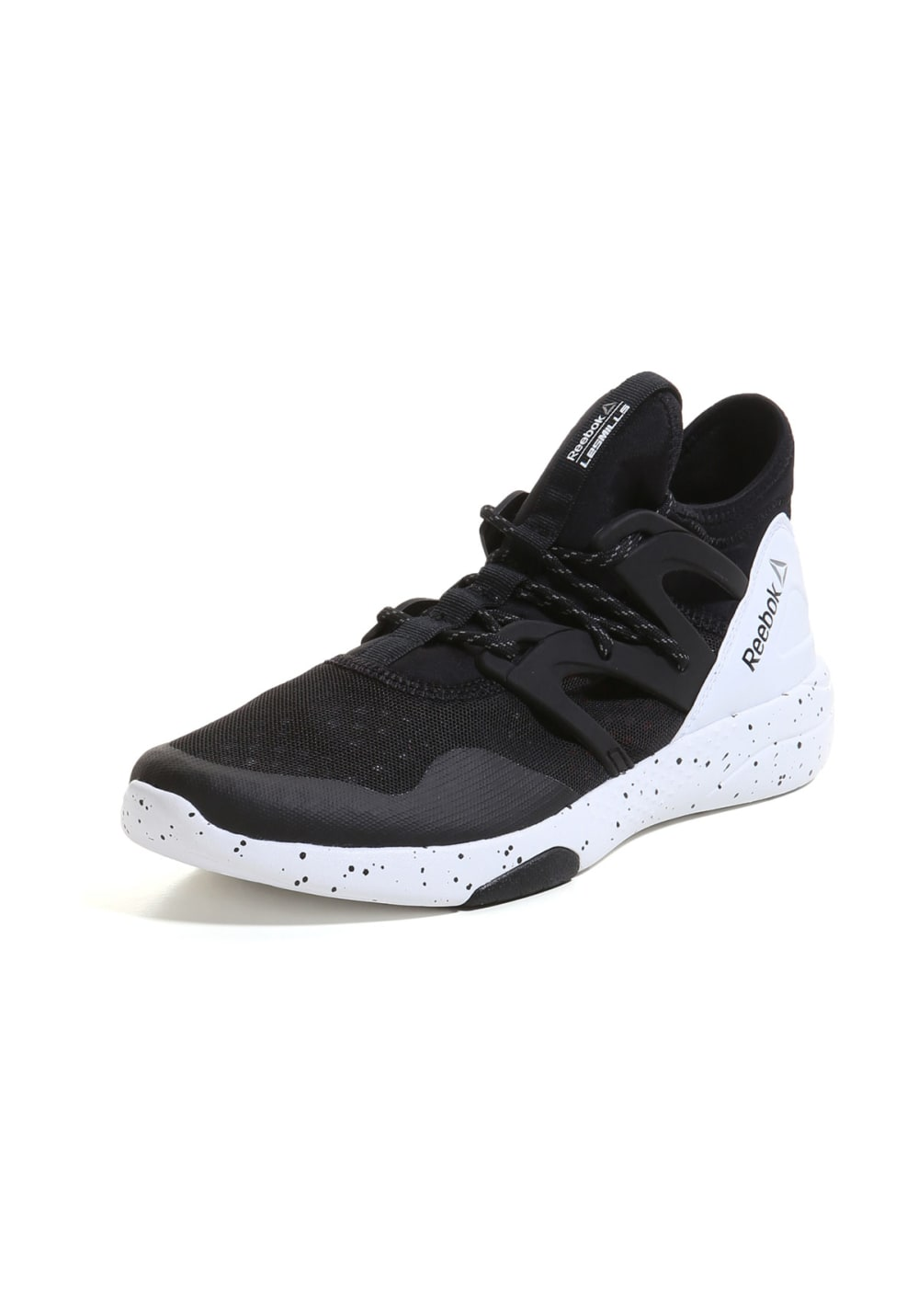 Reebok Les Mills Hayasu - Chaussures fitness pour Femme - Noir  398cf5fcc0