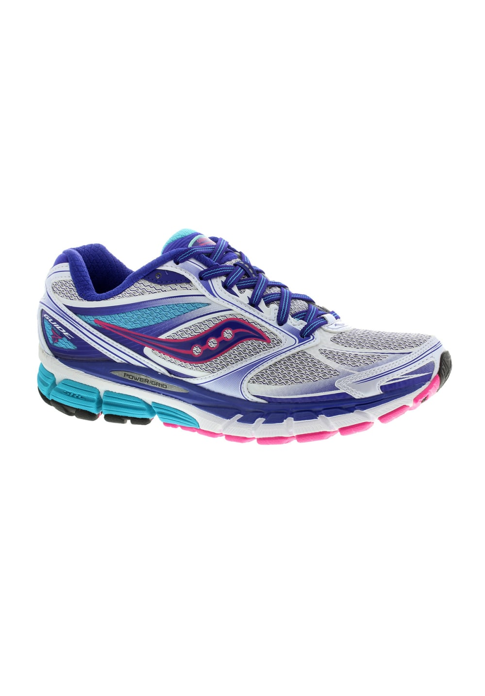 7a42c3f22f Saucony Guide 8 - Running shoes for Women - Grey