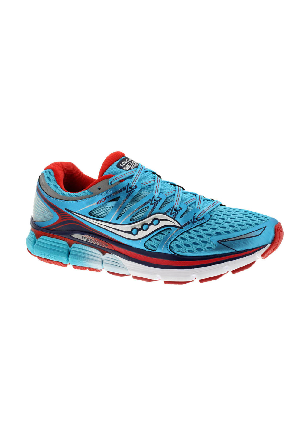 Saucony Triumph Iso Running Shoes For Women Blue