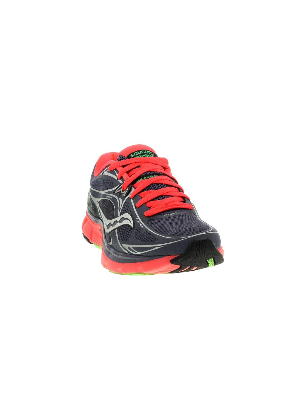 Saucony Mirage 5 Zapatillas de running para Mujer Negro