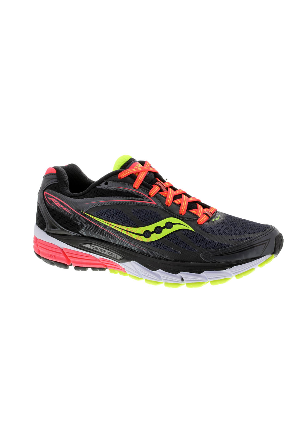 66ab7b7e79d8 Saucony Ride 8 - Running shoes for Women - Black