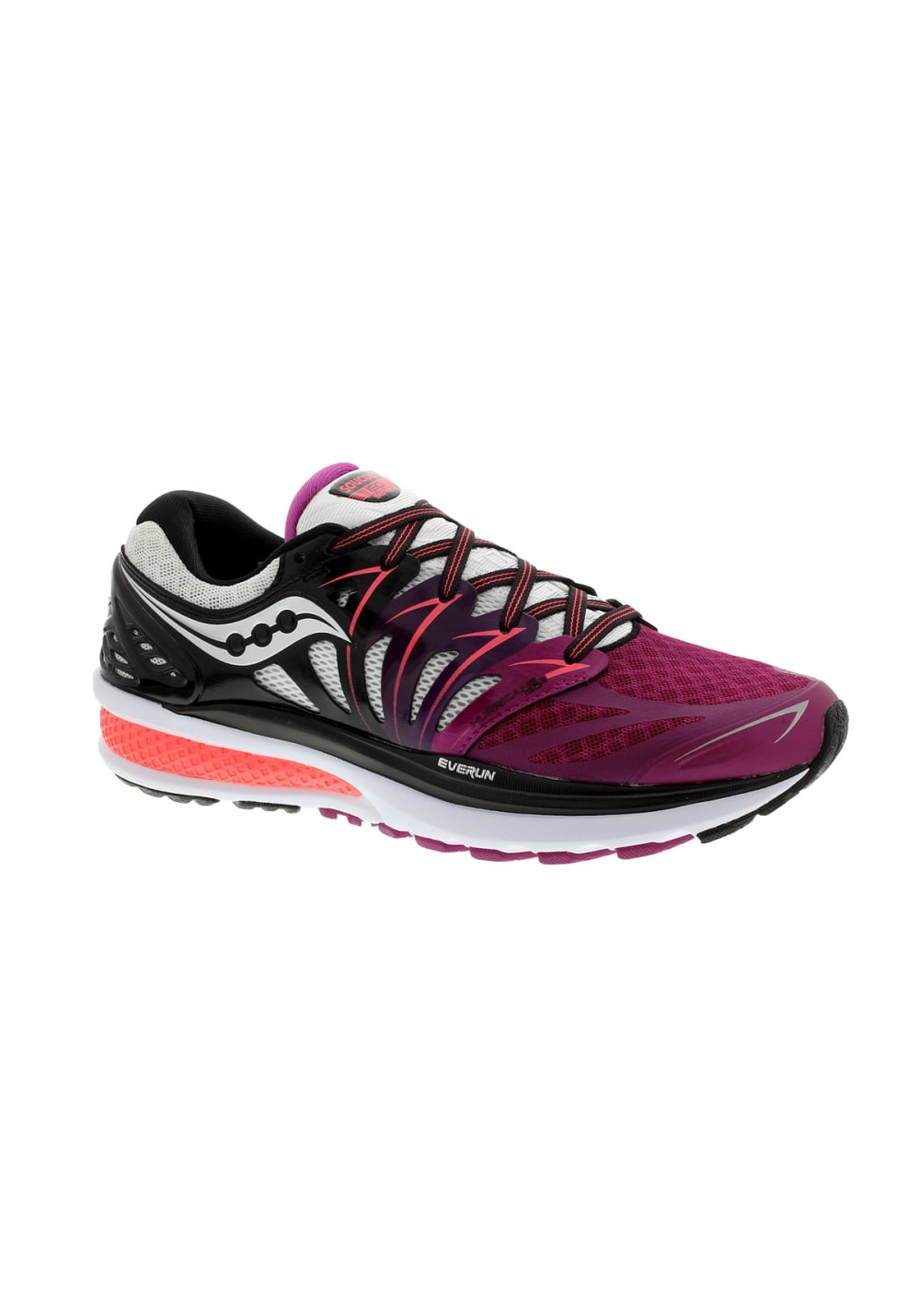 7800ff3f Saucony Hurricane Iso 2 - Running shoes for Women - Black