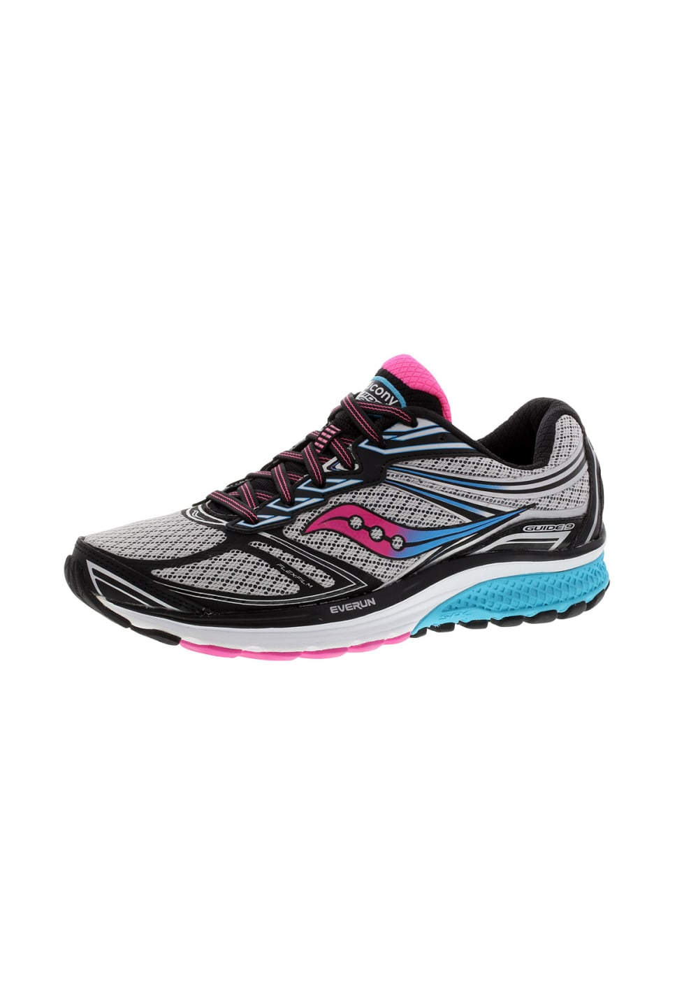 14957e00d5ac Saucony Guide 9 - Running shoes for Women - Grey