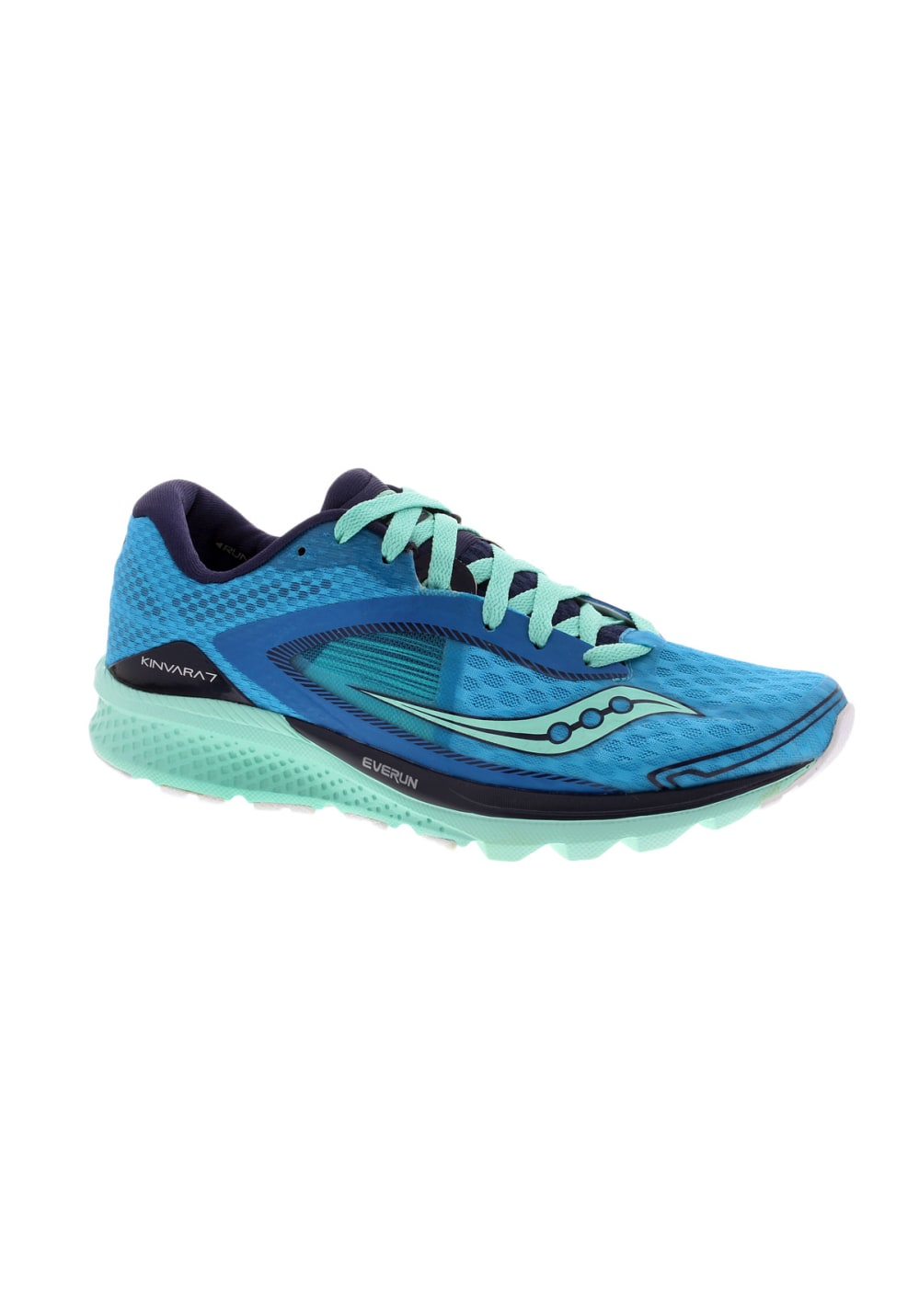 f1ef8df88c997 Saucony Kinvara 7 - Running shoes for Women - Blue
