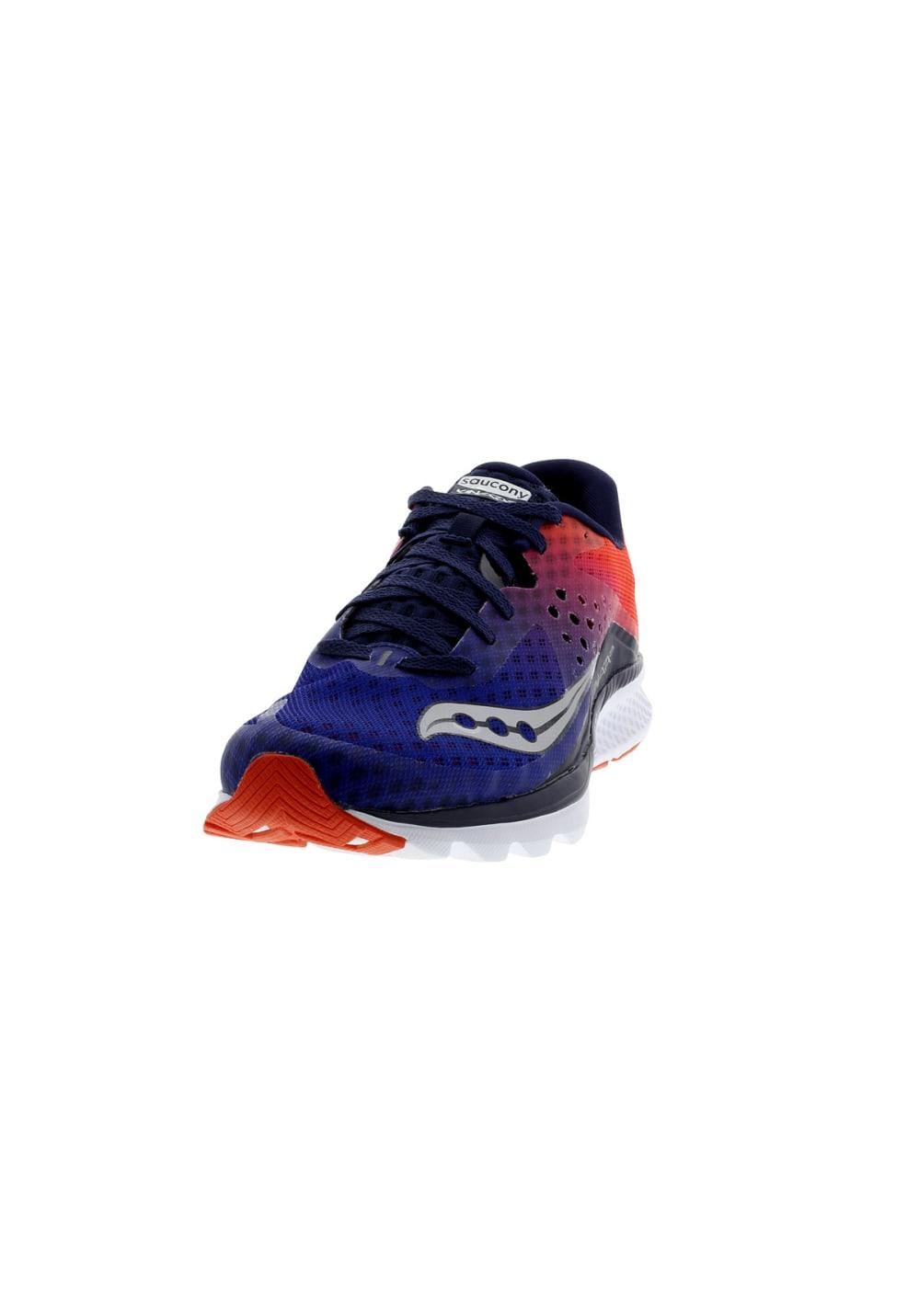 Saucony Kinvara 8 Zapatillas de running para Hombre Violeta