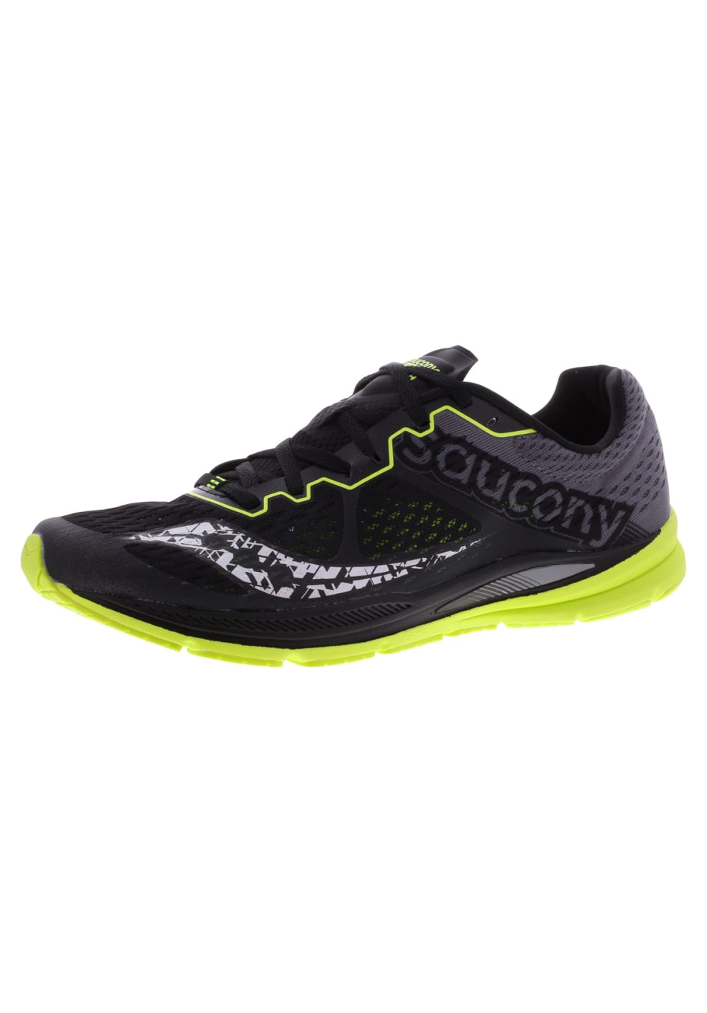 huge discount e48c6 1bddf Saucony Fastwitch - Running shoes for Men - Black