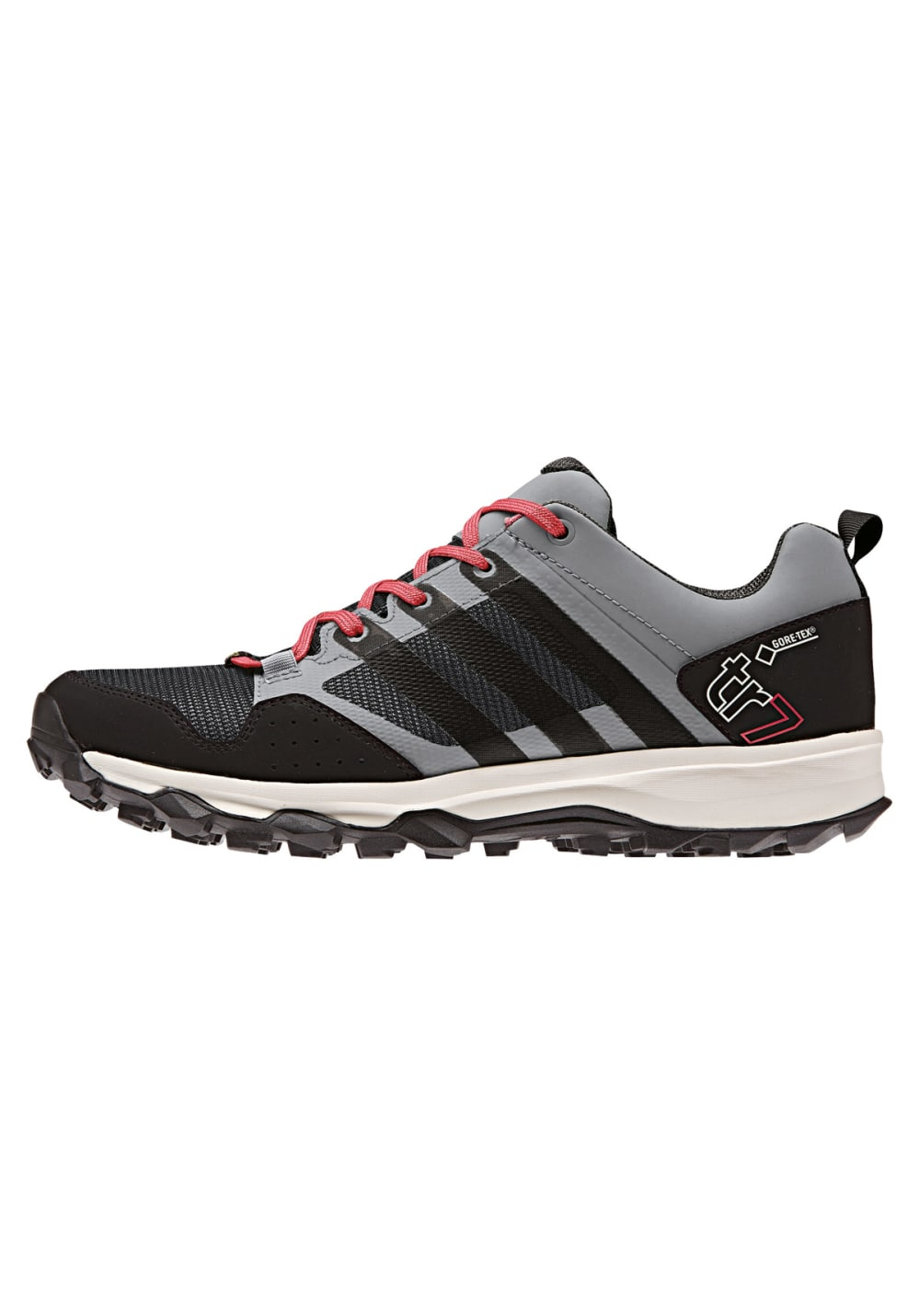 new concept 20a81 925d5 ... adidas Kanadia 7 TR GTX - Running shoes for Women - Grey. Back to  Overview. 1 2. Previous