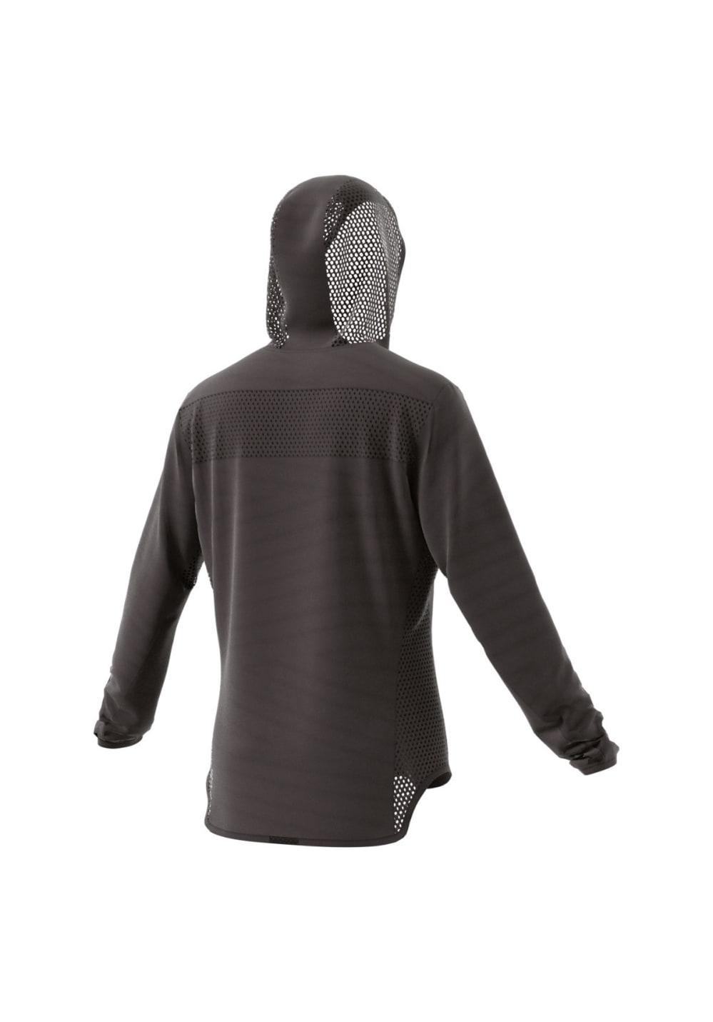 0418d01f8631b Adidas Supernova Tko Flock Print Jacket Running Jackets For Men