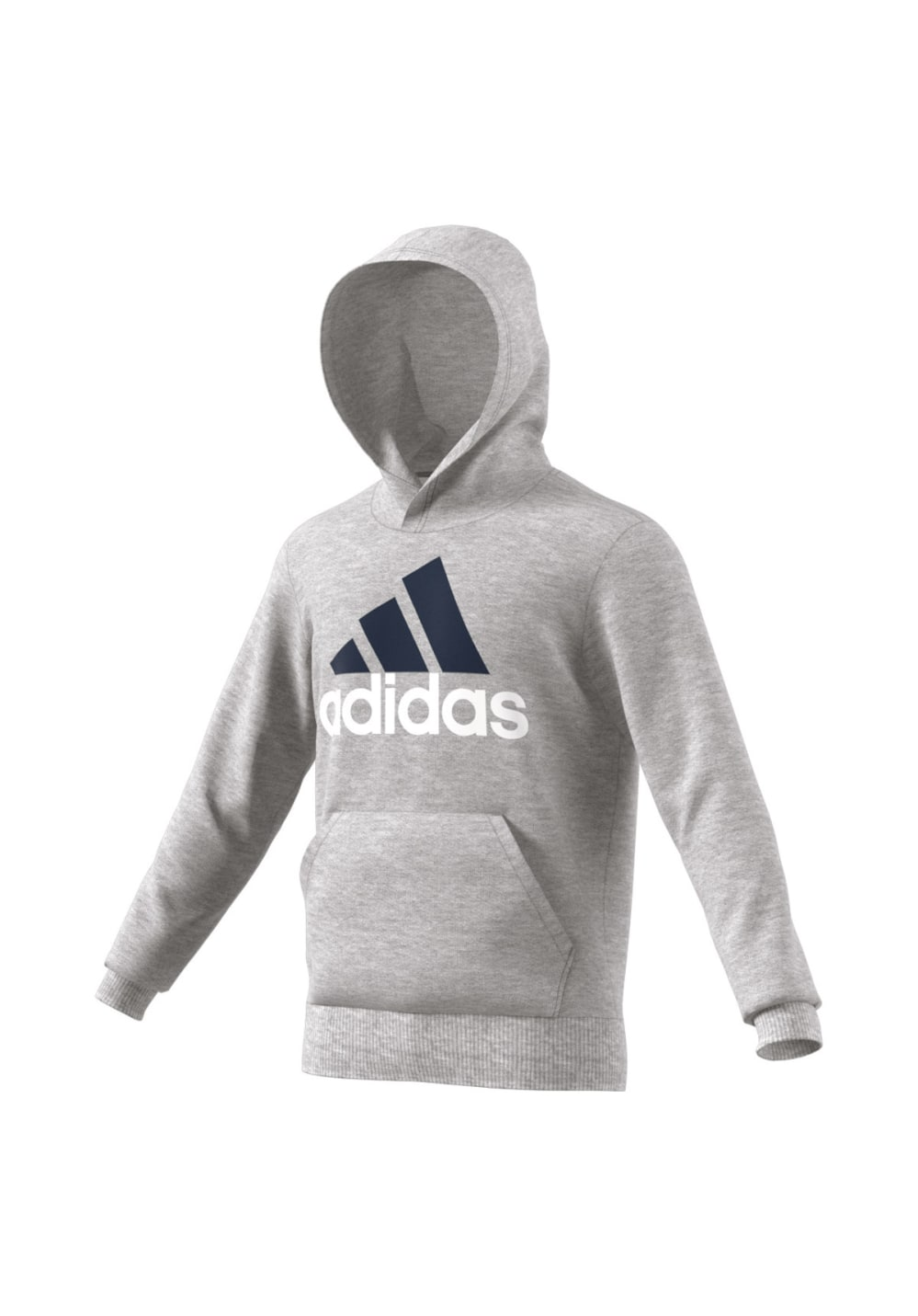 Essentials Terry Herren Adidas Grau Pullover Hood French Für