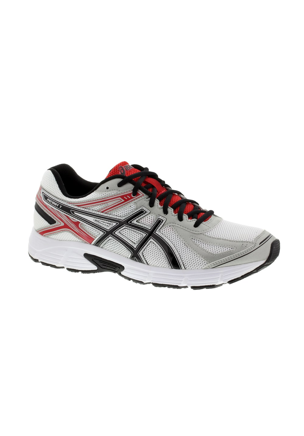 ASICS Patriot 7 Chaussures running pour Homme Gris