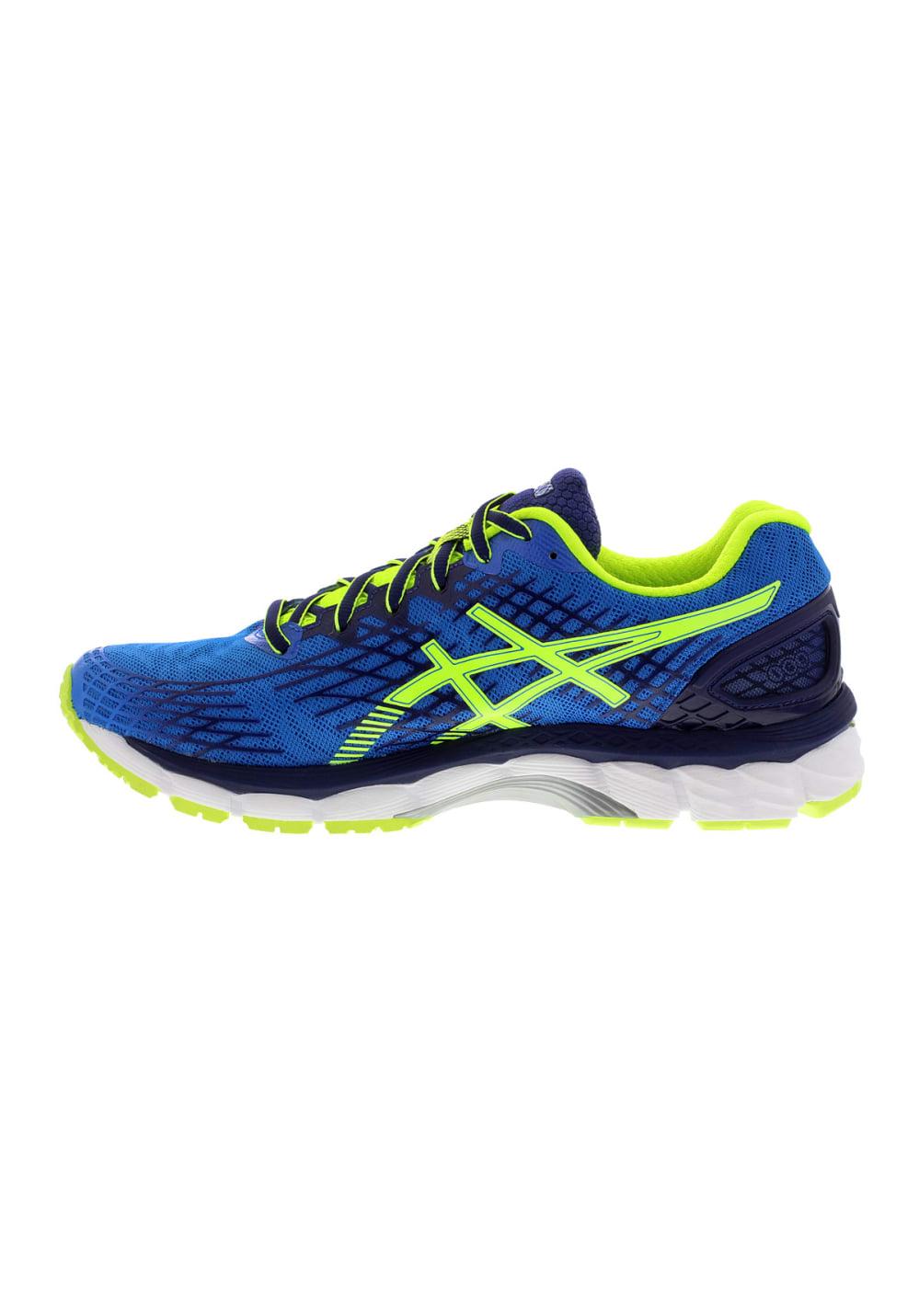 ASICS GEL-Nimbus 17 - Laufschuhe für Herren - Blau