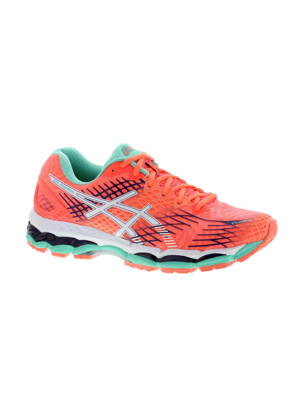 meilleur service 88945 5bd99 ASICS GEL-Nimbus 17 - Running shoes for Women - Grey
