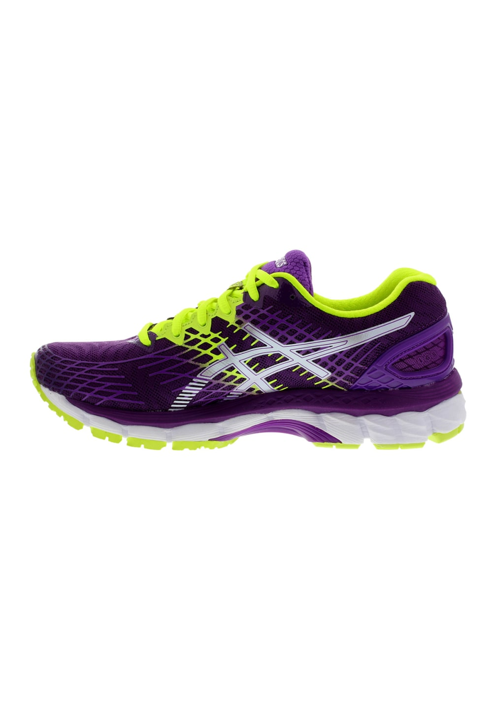 différemment fe58d fc0fd ASICS GEL-Nimbus 17 - Running shoes for Women - Purple