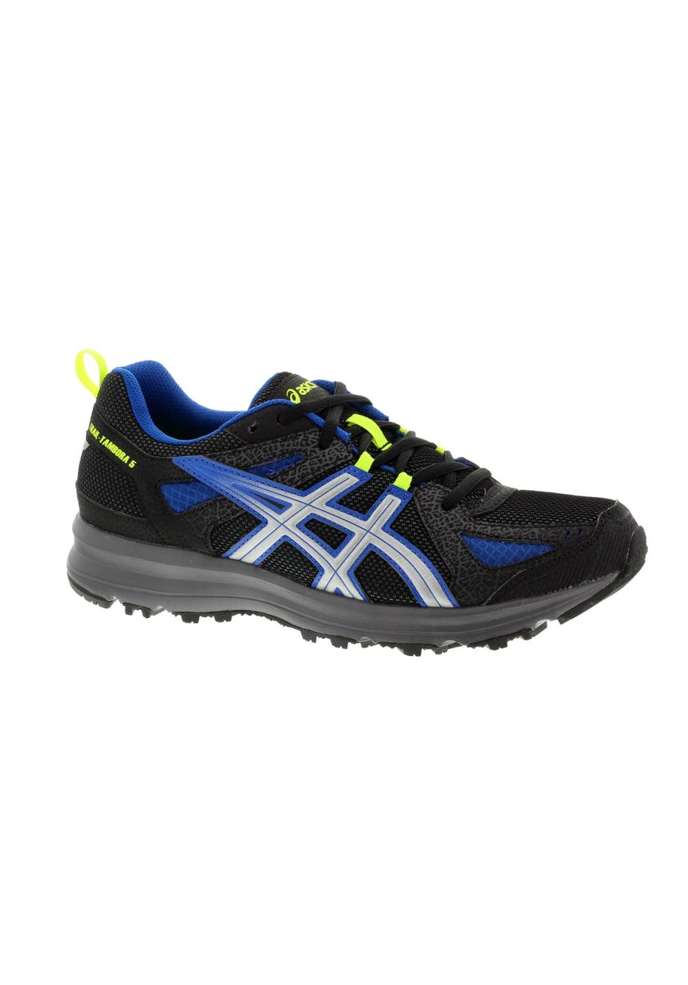 ASICS Trail Tambora 5 Zapatillas de running para Hombre Negro